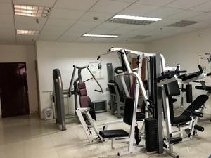 宿舍楼-健身室